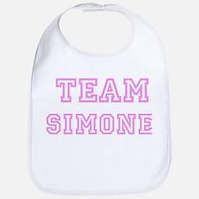 Pink team Simone Bib