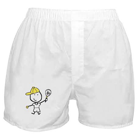 Boy & Tennis Boxer Shorts