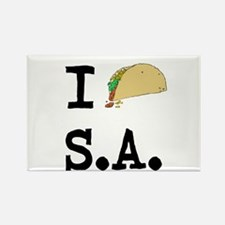 I TACO S.A. Rectangle Magnet