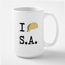 I TACO S.A. Mug
