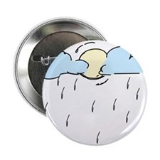 "Rain Cloud 2.25"" Button"
