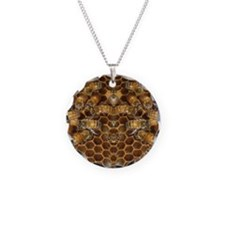 Honey Bees Necklace