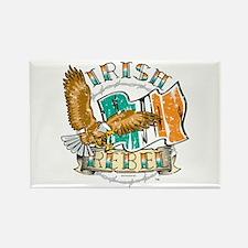 Irish Rebel Gear Ireland Rectangle Magnet