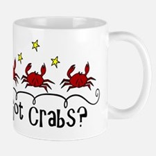 Got Crabs? Small Small Mug