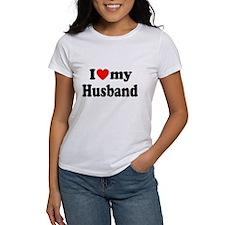 I Heart My Husband Tee