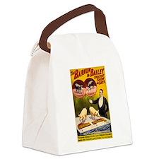 barnum and bailey Canvas Lunch Bag