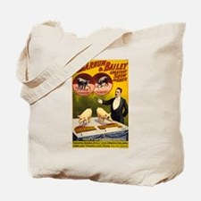 barnum and bailey Tote Bag