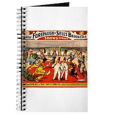 circus ad Journal