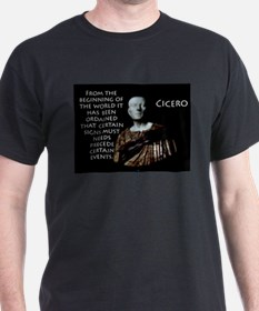From The Beginning Of The World - Cicero T-Shirt