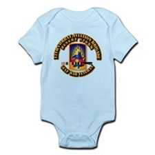 Army - DS - 12th Cbt Avn Bde Infant Bodysuit