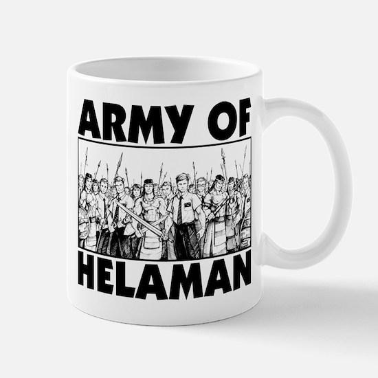 Army of Helaman Mug