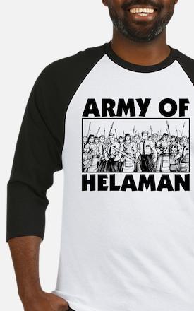 Army of Helaman Baseball Jersey
