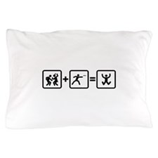 Frisbie Pillow Case