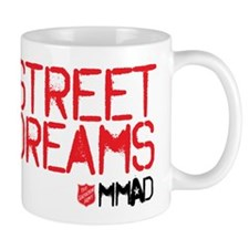 Street Dreams Shirt Mug