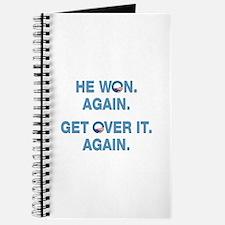 Obama Won. Get Over It. Journal