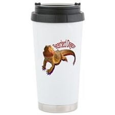Bearded Dragon III Travel Coffee Mug