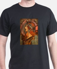 french poster T-Shirt