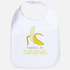 Powered By Bananas Bib