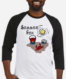Summer Fun Baseball Jersey
