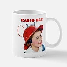 Radio Hat Mug