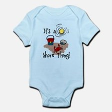 Shore Thing Infant Bodysuit