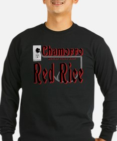 Power by Red Rice Long Sleeve T-Shirt