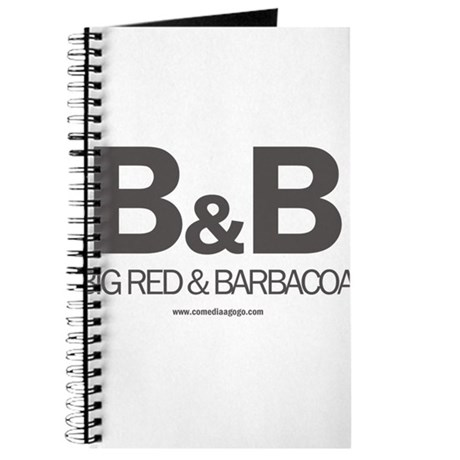 Big Red and Barbacoa White Journal
