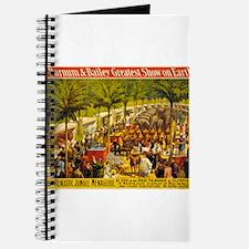 barnum and bailey Journal