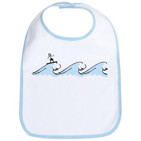Surfing Bib