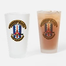 Army - DS - 197th IN Bde Drinking Glass