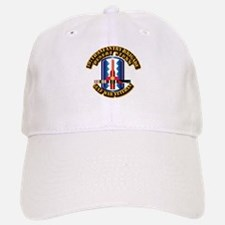 Army - DS - 197th IN Bde Baseball Baseball Cap