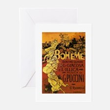 playbill Greeting Cards (Pk of 10)