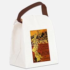 playbill Canvas Lunch Bag