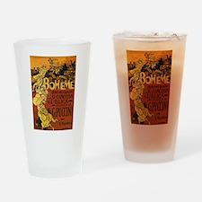 playbill Drinking Glass