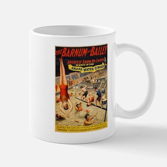 barnum and bailey circus Mug
