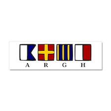 ARGH Car Magnet 10 x 3