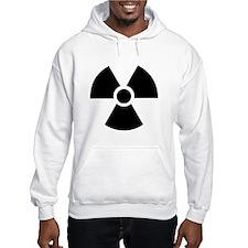 Radiation Warning Symbol Hoodie