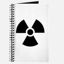 Radiation Warning Symbol Journal