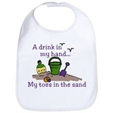 In The Sand Bib
