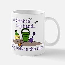 In The Sand Mug