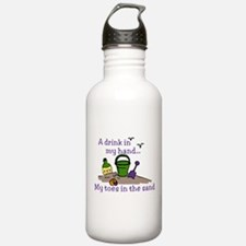 In The Sand Water Bottle