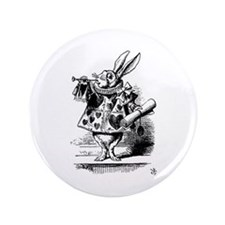 "white_rabbit.jpg 3.5"" Button"