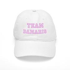 Pink team Damaris Baseball Cap