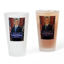 Barack Obama 2013 Presidential Inauguration Drinki
