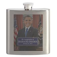 Barack Obama 2013 Presidential Inauguration Flask