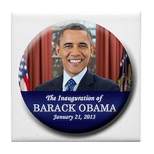 Barack Obama 2013 Presidential Inauguration Tile C