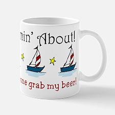 Comin' About Mug