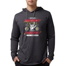 retired postal worker card 1.PNG Zip Hoodie