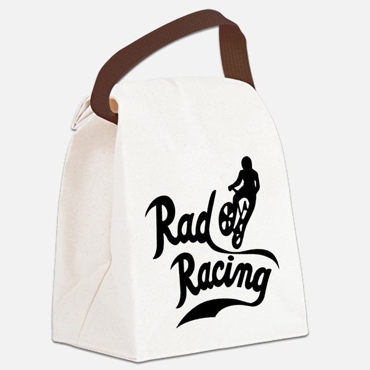 Cute Rad Canvas Lunch Bag