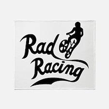 Cute Rad Throw Blanket